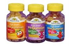 Kẹo Vitamin bổ sung OMEGA 3-DHA trẻ em của Nature's Way - Hàng xách tay từ Úc