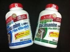 Schiff Glucosamine 1500 mg thuốc bổ xương khớp liều cao ( 340 v ) - Hàng xách tay từ Mỹ