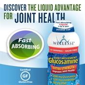 Thuốc bổ xương khớp Wellesse® Joint Movement Glucosamine®, 33.8 Ounces