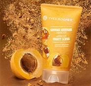 Tẩy nhẹ da mặt Gourmet Apricot Scrub Yves Rocher - Hàng xách tay từ Pháp