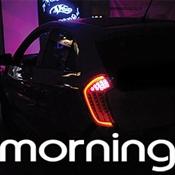 Led xi nhan hậu cho kia morning 2012