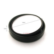 Gương cầu gắn trên gương chiếu hậu, sản phẩm ưa dùng tại thị trường Hàn quốc