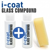 I-coat glass compound