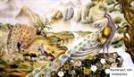Đàn công thác nước