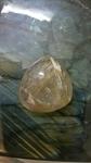 mặt đá thạch anh tóc vàng tự nhiên