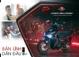 Honda Việt Nam giới thiệu Air Blade 125 phiên bản mới và phiên bản đặc biệt kỷ niệm 10 năm ra mắt!