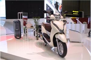 Honda Việt Nam giới thiệu phiên bản LEAD 125cc hoàn toàn mới