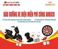 """Cùng Xe Máy Điện Phú Tài tham gia """"Tuần lễ Anbico"""" !!!"""