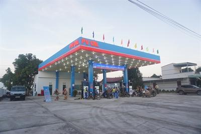 PVOIL khai trương 2 cửa hàng xăng dầu chào Xuân Kỷ Hợi - 2019