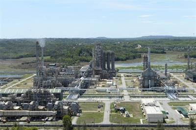 NMLD Dung Quất đã hoạt động ổn định ở 110% công suất