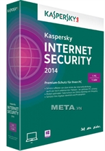Kaspersky Internet Security 2015 for PC (1 PC)