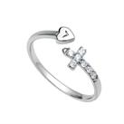 Nhẫn nữ tim đá