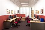 Thiết kế nội thất Văn phòng ngăn nắp