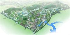 Quy hoạch phân khu A5 tỷ lệ 1/2000 Phát triển đô thị trung tâm tại thành phố Vĩnh Yên và một phần đất đai huyện Bình Xuyên, huyện Tam Dương - tỉnh Vĩnh Phúc