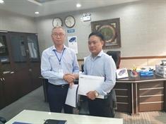 Ký kết hợp tác sản xuất giữa Thành Long và KPF - Hàn Quốc