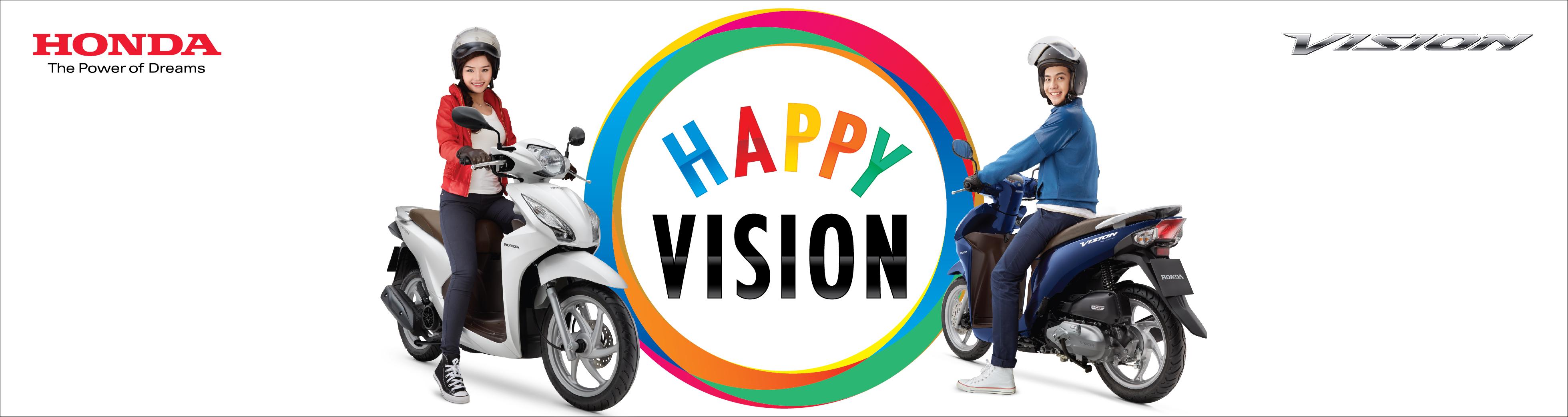 Honda Vision 2014