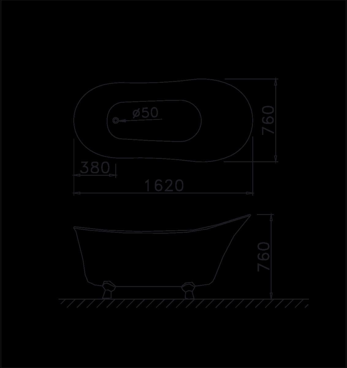 bản vẽ caesar KT1160