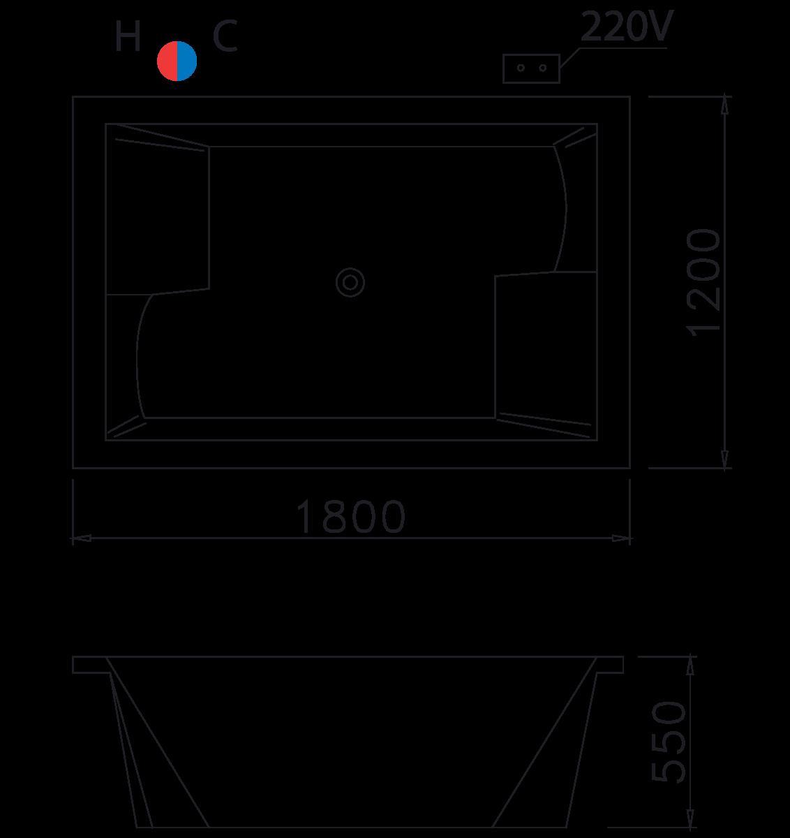bản vẽ caesar MT7180C