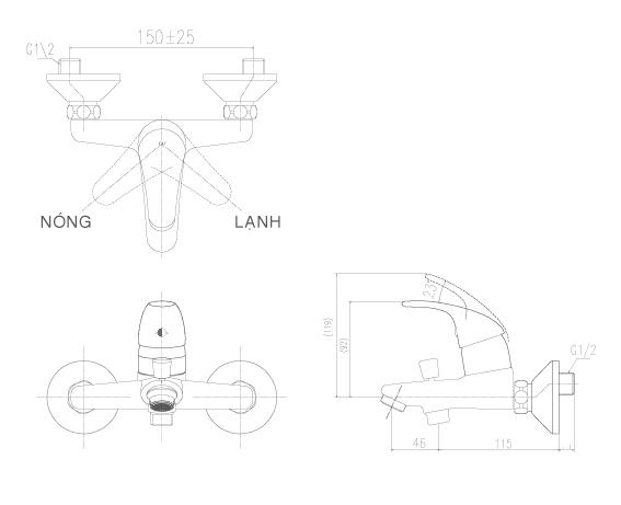 ban-ve-ki-thuat-sen-tam-nong-lanh-inax-BFV-1303S-4C