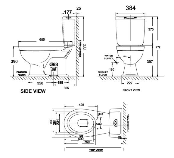 ban-ve-ki-thuat-ban-cau-2-khoi-american-standard-VF-2321