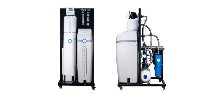sơ đồ lõi lọc hệ thống lọc nước đầu nguồn cao cấp ls03