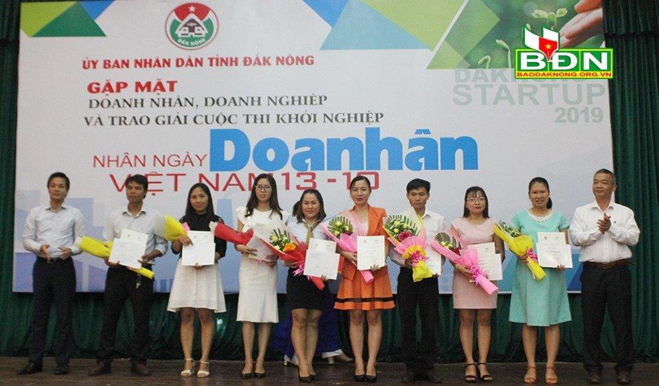 Gặp mặt Doanh nhân tỉnh Đắk Nông 2019
