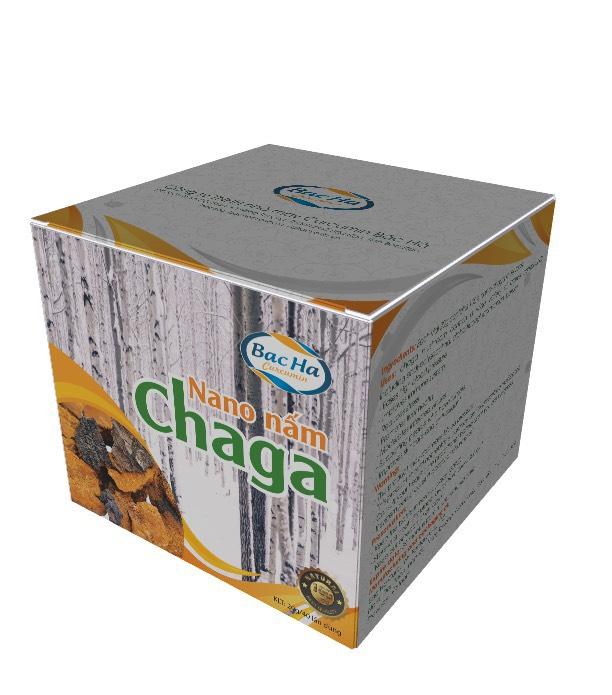 Nano Nấm Chaga