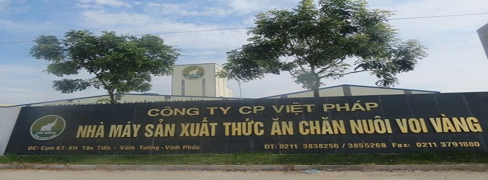 Biển chính Việt Pháp