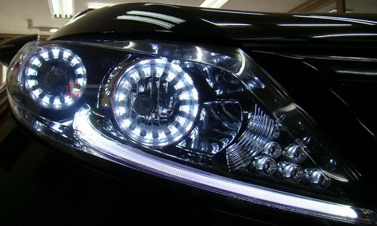 Vòng eye angel làm đẹp các loại xe