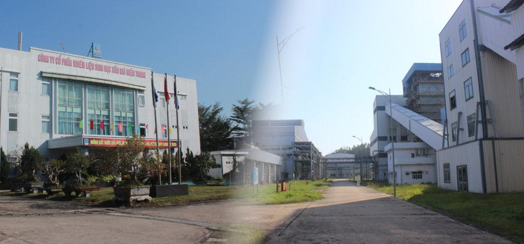 Công ty CP NLSH Dầu khí Miền Trung - BSR-BF